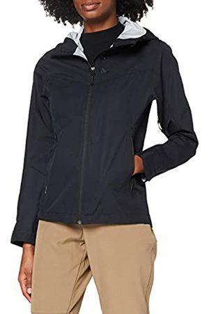 Millet Fitz Roy III Jkt Rain Jacket, Womens, Black-Noir