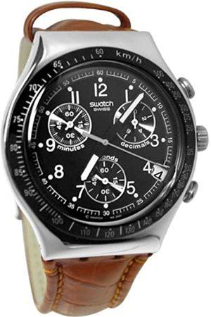 Swatch Dark Phoenix - Reloj de Caballero de Cuarzo