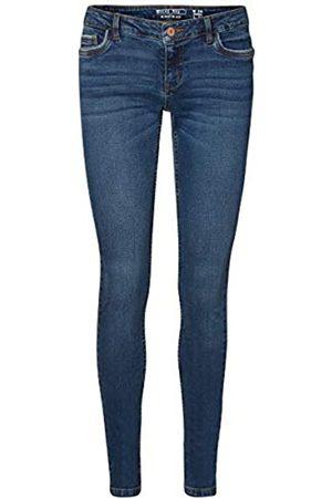 NAME IT Nmeve LW Pocket Piping Jeans Vi877 Noos Vaqueros Slim