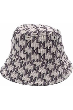 Karl Lagerfeld Sombrero de pescador K/Monogram