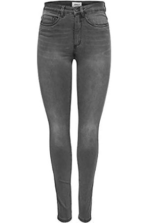 ONLY Onlroyal High SK Dnm Jeans Bj312 Noos Vaqueros Skinny