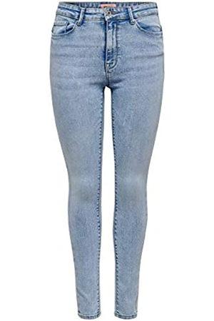 ONLY ONLPAOLA Life HW Skinny ANK AZG871 Noos Jeans elásticos