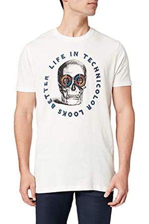Springfield Camiseta Regular Calavera