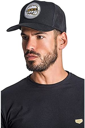 Gianni Kavanagh Black Cap with GK1 Punch Logo Gorra de béisbol
