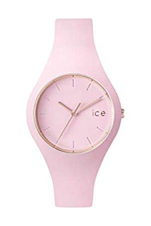 Ice-Watch Ice Glam Pastel Pink Lady - Reloj para Mujer con Correa de Silicona