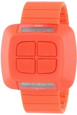 M.O.D. Relojes - ODM Reloj Digital para Unisex de Cuarzo con Correa en plástico MY02-2