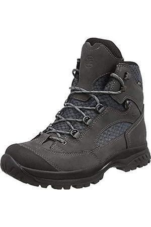 Hanwag Banks Ii Gtx Zapatos de High Rise Senderismo Hombre, (Asphalt/Black 64012)