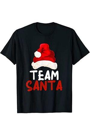 Merch Jungle Team Santa Camiseta Navidad Familia Pijamas a juego Camiseta