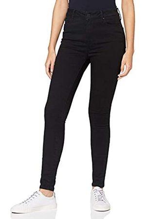 Tommy Hilfiger Mujer Th Flex Harlem U Skinny Hw Black Pantalones