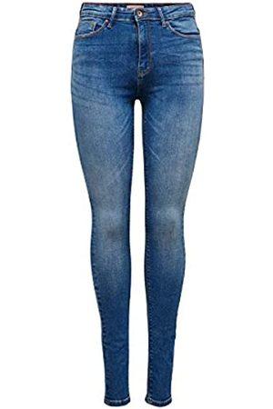 ONLY Onlpaola HW SK Dnm Jeans Azg0007 Noos Vaqueros Skinny