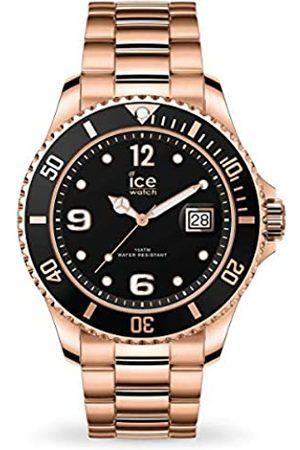Ice-Watch Ice Steel Rose-Gold - Reloj Oro para Hombre con Correa de Metal
