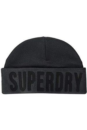 Superdry Surplus Silicone Logo Beanie Conjunto de Accesorios de Invierno