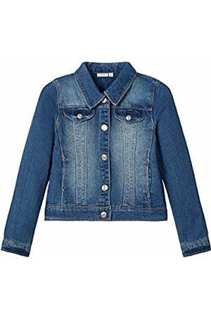 NAME IT NITSTAR RIKA DNM Jacket NMT Noos, Chaqueta Niños, (Medium Blue Denim)