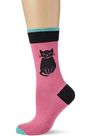 People Tree Cat Socks Calcetines
