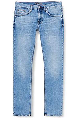 Tommy Hilfiger Hombre Slim Bleecker Str Artas Blue Pantalones