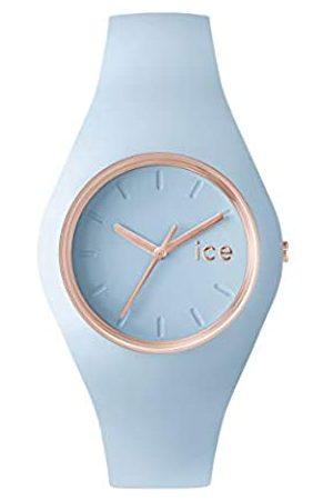 Ice-Watch Ice Glam Pastel Lotus - Reloj para Mujer con Correa de Silicona