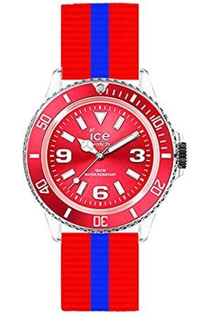 Ice-Watch Relojes - Reloj para Unisex de con Correa en Nailon UN.SO.U.N.14