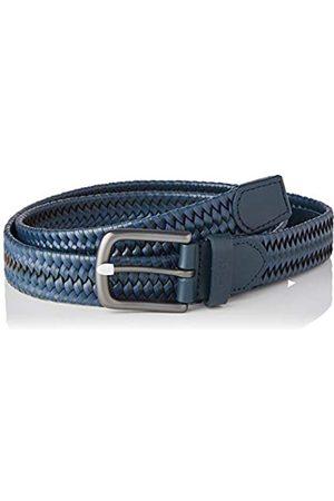 Levi's Woven Leather Stretch Belt Cinturn