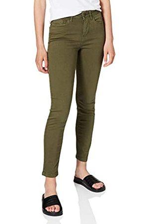 Springfield Pantalón Color Slim Cropped Eco Dye