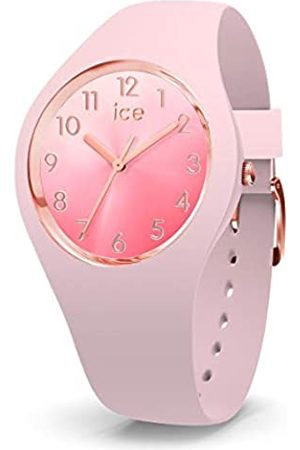 Ice-Watch ICE Sunset Pink - Reloj para Mujer con Correa de Silicona