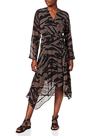 Religion GEM Wrap Dress Vestido