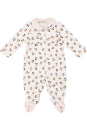 MONNALISA Bebé - body de algodón estampado