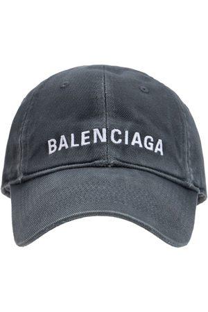 Balenciaga | Hombre Gorra De Algodón Con Logo S