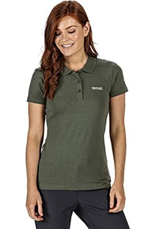 Regatta Sinton-Polo Deportivo De Algodón Coolweave T-Shirts/Polos/Vests, Mujer
