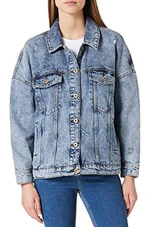 ONLY ONLSAFE Life LS OVERSZE JCKET BB PIM663 Chaqueta de jean