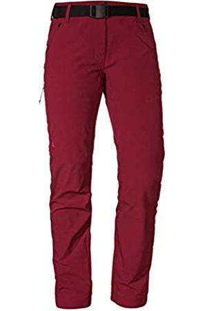 Schöffel Pants Taibun L Pantalones para Senderismo, Mujer
