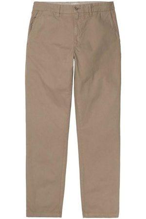 Carhartt Pantalón chino Johnson Pant Leather para hombre