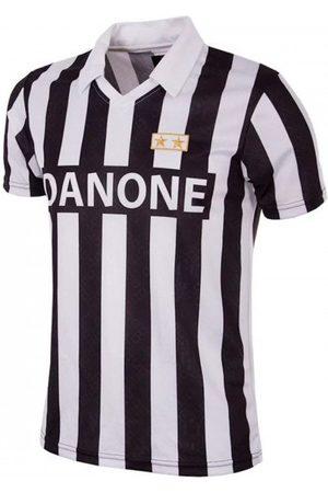 Copa Camiseta Juventus FC 1992 - 93 UEFA Retro para mujer