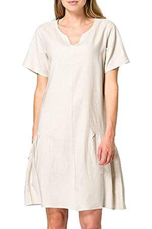 Blue Seven Damen Kleid, Henley Vestido