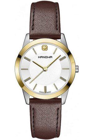 Swiss Military Hanowa Reloj analógico 16-4042.55.001, Quartz, 42mm, 3ATM para hombre