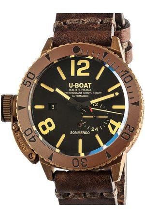 U-BOAT Reloj analógico 8486/C, Automatic, 46mm, 30ATM para hombre