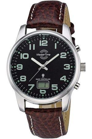Master Time Reloj analógico MTGA-10426-22L, Quartz, 41mm, 3ATM para hombre