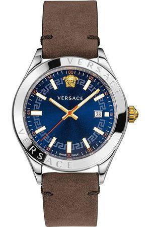 VERSACE Reloj analógico VEVK00220, Quartz, 42mm, 5ATM para hombre