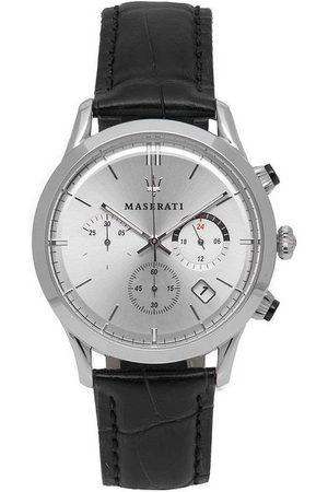 Maserati Reloj analógico R8871633001, Quartz, 42mm, 5ATM para hombre