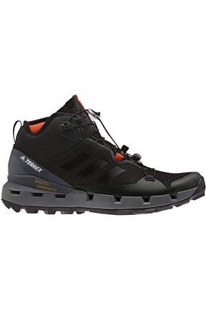 adidas Hombre Trekking - Zapatillas de senderismo Terrex Fast Mid Gtx para hombre