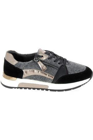 Jana Zapatillas Sneaker 23710 Noir para mujer