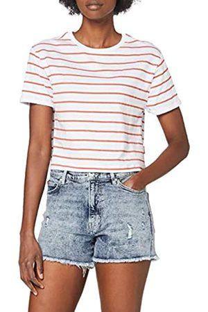 Lee Cooper Printed tee Gestreift Camiseta XS para Mujer