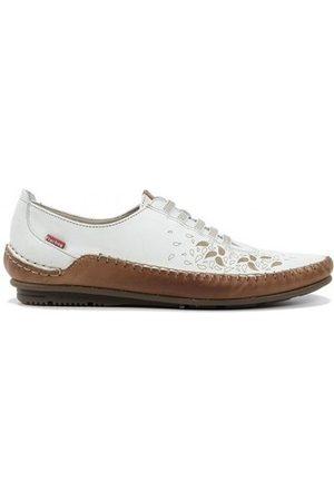 Fluchos Zapatos de tacón Esla F1181 Hielo para mujer