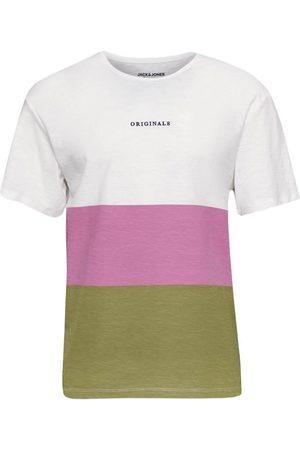 JACK & JONES Camiseta JORCLAY STRIPE para mujer