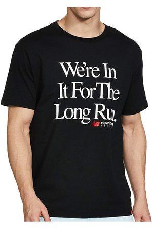 New Balance Camiseta - para hombre
