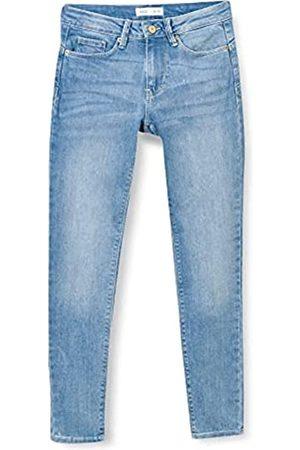 Springfield Jeans Air Stretch Push up Pantalones, Medio