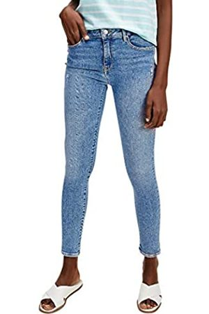 Tommy Hilfiger Mujer Como Skinny Rw A Sara Straight Jeans