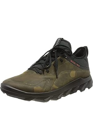 Ecco MX, Zapato de Senderismo Hombre, Tarmac/Black