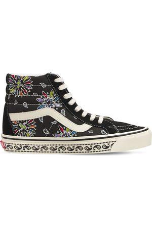 VANS   Mujer Sneakers Sk8-hi38 Dx /black 4