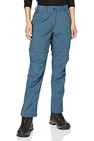 Lafuma Access Zip-Off Pants W - Pantalón Convertible para Mujer - Material Ligero y Antimosquitos - Senderismo, Trekking