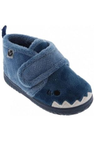 Victoria Deportivas Moda Baby Slippers Blue para niño